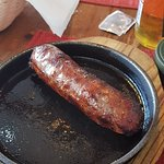 Chorizo saucage