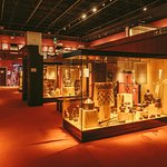 Roberts Gallery of the Himalayas, South Asia and Southeast Asia, refurbished February 2015.
