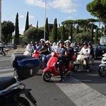 Foto Rome by Vespa