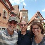 #NurembergToursinEnglish with #HappyTourCustomers in Rothenburg