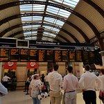 York Railway Stationの写真