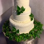 Need a wedding cake?  Our Cake Lab can handle it!