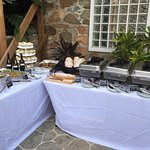 Full service catering available!