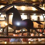 Mosey in to discover our classic horse-themed decor