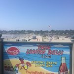 Easton's Beach Snack Bar resmi