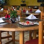 Restaurante Tonatiuh Servicio a la carta.