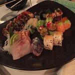 Free style sushi