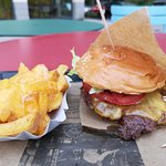 Billede af Fletchers Better Burger Bockenhei