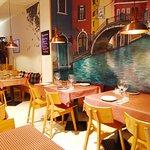 Photo de Osteria da Rudy. Restaurante, Pizzeria