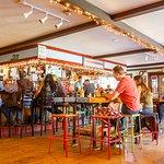 Tavern bar area