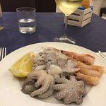 Un crudo spettacolare e buonissimo!!! Solo pesce fresco 👏🏼