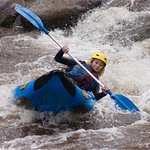 13yo Daughter in the Rapids