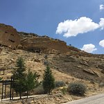 Manazan Caves照片