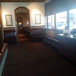 Nice large lobby area