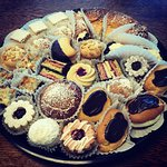 Pastry and Cookie Tray from Cosa Duci Italian Bakery and Cafe