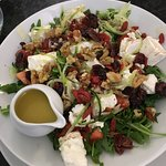 Goat Cheese & Cranberry Salad