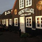 Foto van Fjorugardurinn, the Viking Restaurant