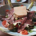 Hemelse salade
