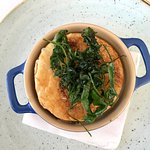 Garlic Prawn Pot Pie