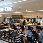 صورة فوتوغرافية لـ Paris Baguette Cafe