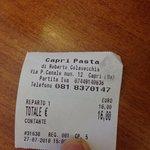 Capri Pasta照片