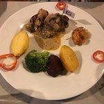 Bilde fra Maya steakhouse