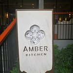 Amber Kitchen Foto