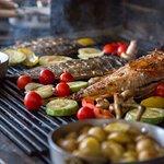 Lagoon Beach / Mediterranean fish & seafood restaurant