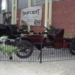 Thornycroft Car.