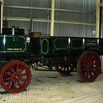 1902 Thornycroft Steam Wagon.
