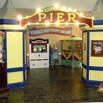 Amusement Arcade.