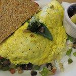 Harvest Omelete