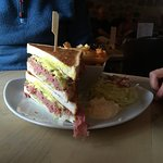 New York Salt Beef Sandwich - Amazing!!