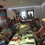 Retirement do at the Red Pepper