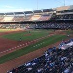 Foto van Chickasaw Bricktown Ballpark