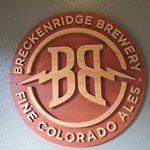 Breckenridge Brewery Logo Signage