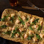 Flatbreads and sharing plates