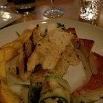 Vegan Cheese plate