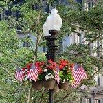 Boston Irish Famine Memorial