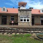 Foto de Eureka Springs & North Arkansas Railway