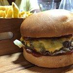 Kech Burger Foto