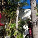 Travel Bugs Garden Restaurant Foto