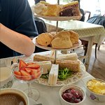 Afternoon tea  at The Tea Set
