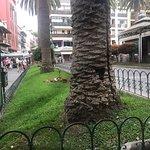Plaza Charco Foto