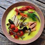 bouillebaisse -  fish soup