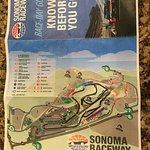 Bild från Sonoma Raceway