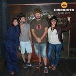 Incognito Escape Game