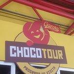 Garoto Chocolate Factory Photo