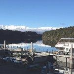 Wharf for Cruises Lake Manapouri