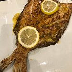 Grilled Flounder was outstanding